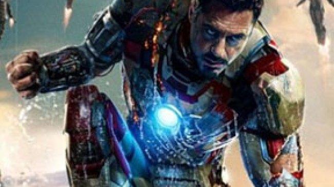 Inilah Smartphone Yang Digunakan oleh Iron Man
