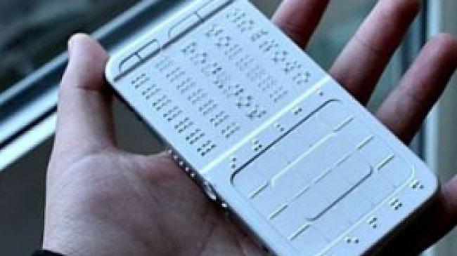 Braille Phone, Smartphone ala Tuna Netra