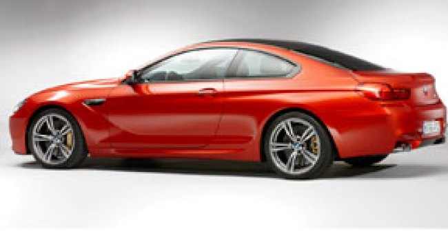 Menilik Mobil BMW M6 Coupe 2012