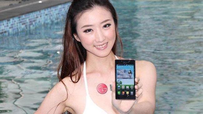Tak Mau Ketinggalan, LG Rilis Smartphone Anti Air