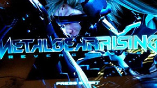 Games Metal Gear Rising dari Kenji Saito