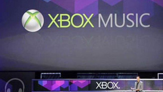 Nikmati Musik dengan Xbox Music