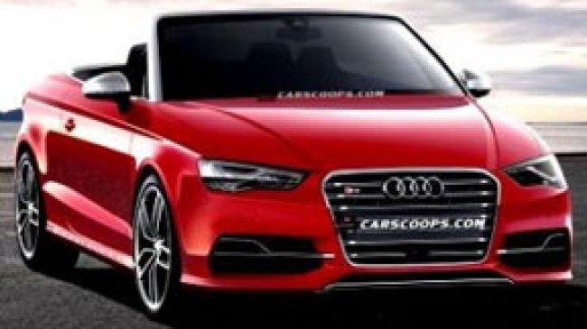 Ngintip Pesona Mobil Sedan Cabriolet Audi S3