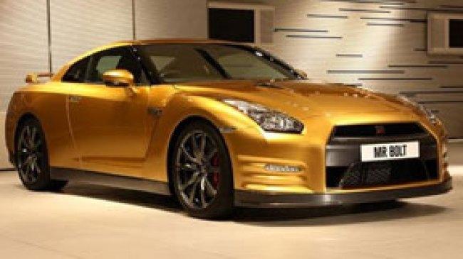 Wow, BOLT GOLD Nissan GT-R Laku USD$187,100 untuk Amal