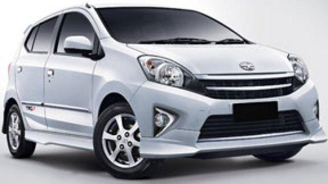 Yuk, Intip Sedikit Toyota Agya dan Daihatsu Ayla