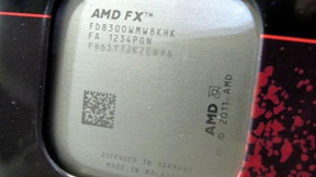 AMD Rilis Prosesor AMD FX-8300, 8 Core si Irit Daya