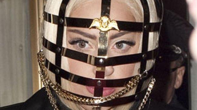 Ini Dia, Sangkar Wajah Ala Lady Gaga