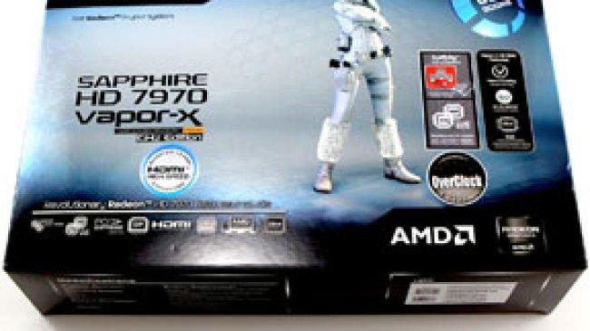 Review VGA Card Sapphire Vapor-X HD7970 3GB GDDR5