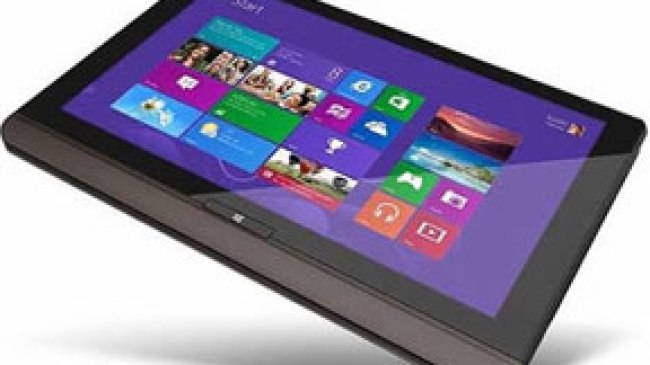 Toshiba LIBAS TABLET dengan PRODUKSI laptop-tablet