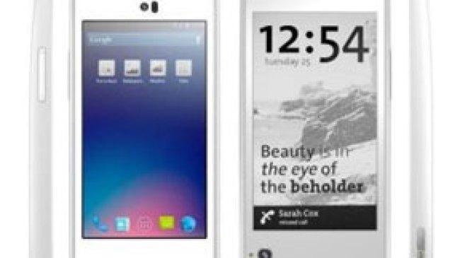 Yotaphone, Smartphone Android Berlayar Ganda