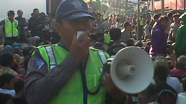 Kediri, 14 Ribu Orang Terima Sedekah PT. Gudang Garam Tbk (GGRM)