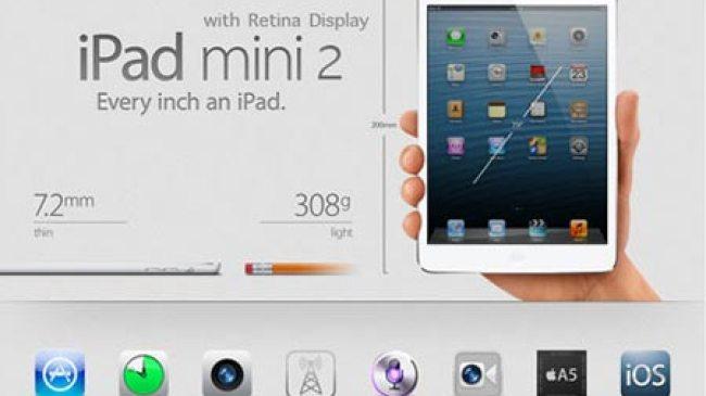 iPad Mini Punya Retina Display