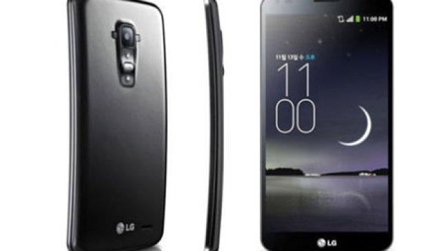 Sekilas tentang Smartphone LG G Flex