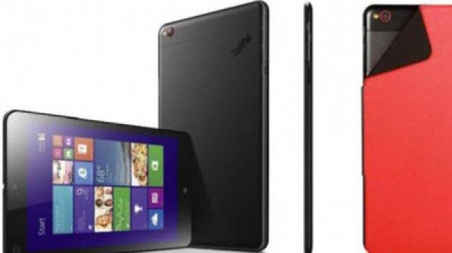 Ini Dia Spesifikasi Tablet Lenovo Thinkpad 8