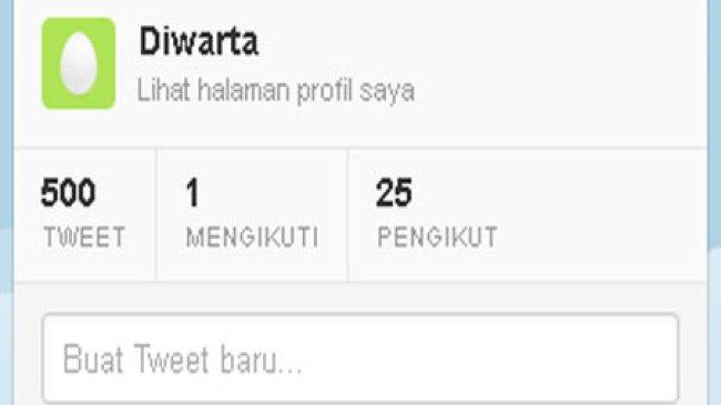 Twitter Desktop Punya Tampilan Baru Rasa Mobile