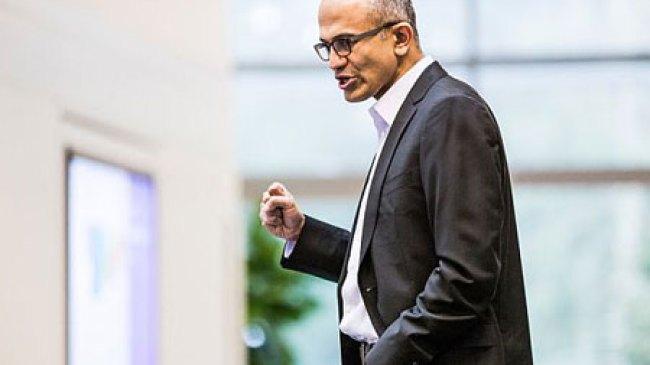 CEO Baru Microsoft, Punya Gaji Rp. 14,6 miliar