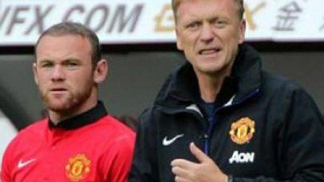 David Moyes Isyaratkan Wayne Rooney untuk lawan Chelsea