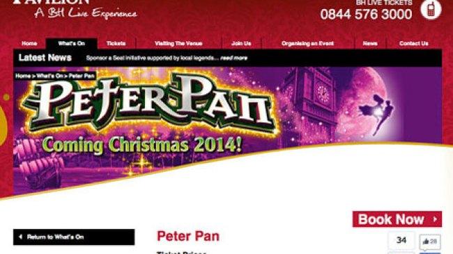 Malware Peter-pan, ancam pebisnis Inggris Raya