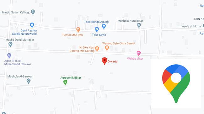 Canggih, Google Maps Dapat Deteksi Jalur Pembatasan Covid-19 Selama Perjalanan