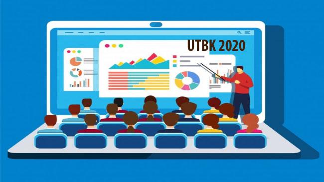 Begini Pelaksanaan Ujian Tulis berbasis Komputer (UTBK) 2020, Hybrid and New Normal Covid-19