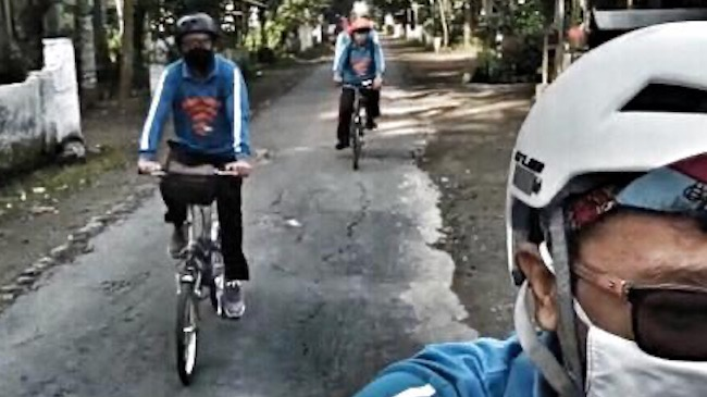 Berolahraga Memakai Masker, Berikut 4 Hal Yang Wajib Diperhatikan
