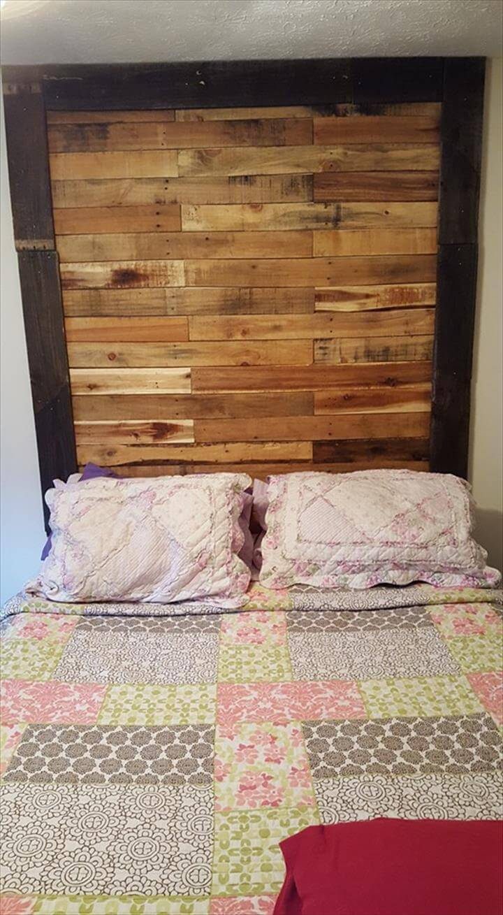 30 Pallet Ideas Creative Ways To Recycle Pallets Diy