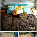 40 Pallet Headboard Ideas To Diy For Your Beds Diy Crafts
