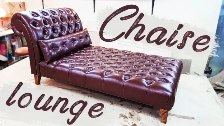 diy chaise lounge plans with step