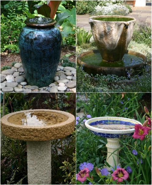 30 creative and stunning water features