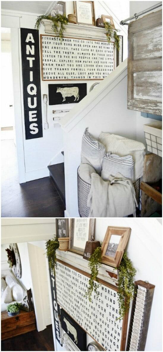 17 wall art diyncraftscom farmhouse furniture collection