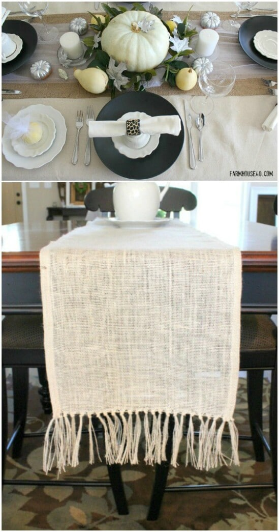 52 farmhouse table runner diyncraftscom farmhouse furniture collection