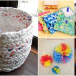 30 Amazing Upcycling Ideas To Turn Grocery Bags Into Spectacular Creations Diy Crafts
