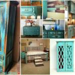 30 Chic Teal Diy Decor Ideas To Bring This Year S Trendiest Color Into Your Home Diy Crafts