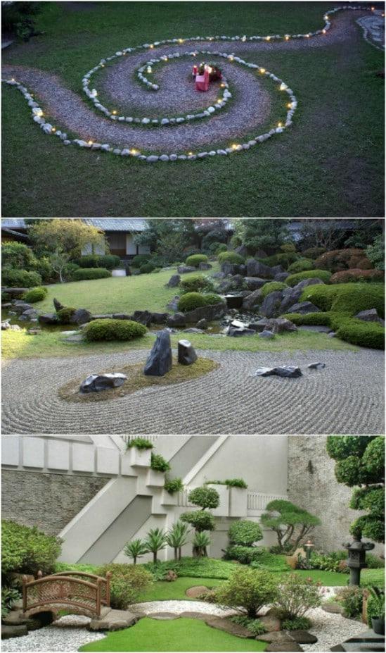10 Relaxing Diy Zen Gardens Features That Add Beauty To Your Backyard Diy Crafts