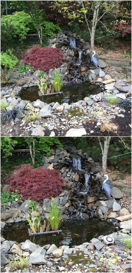 15 Gorgeous DIY Small Backyard Decorating Ideas - DIY & Crafts on Diy Small Patio Ideas id=70384