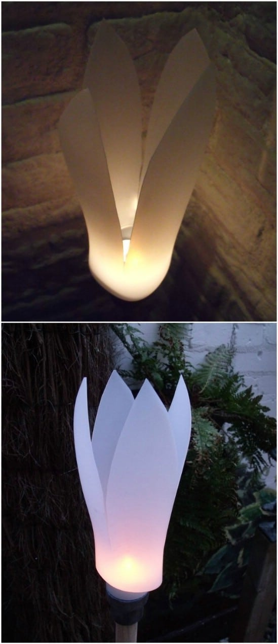 20 diy garden lighting projects to