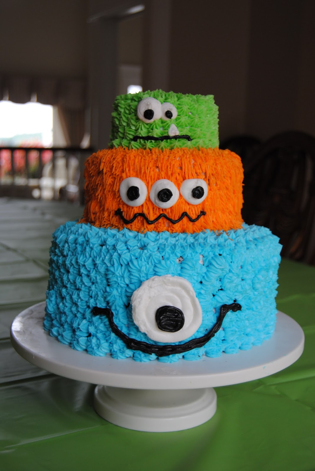 Cake Decorating For Boys