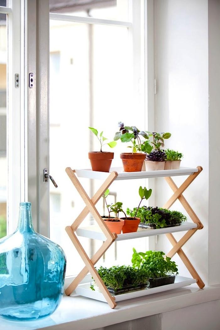 23 DIY Plant Stands That Hold The Product of Your Green Thumb on House Plant Stand Ideas  id=80325