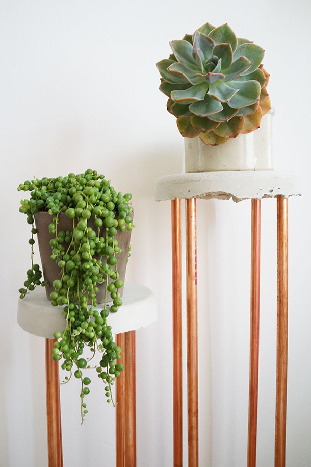 Stand Plant Hanging Diy