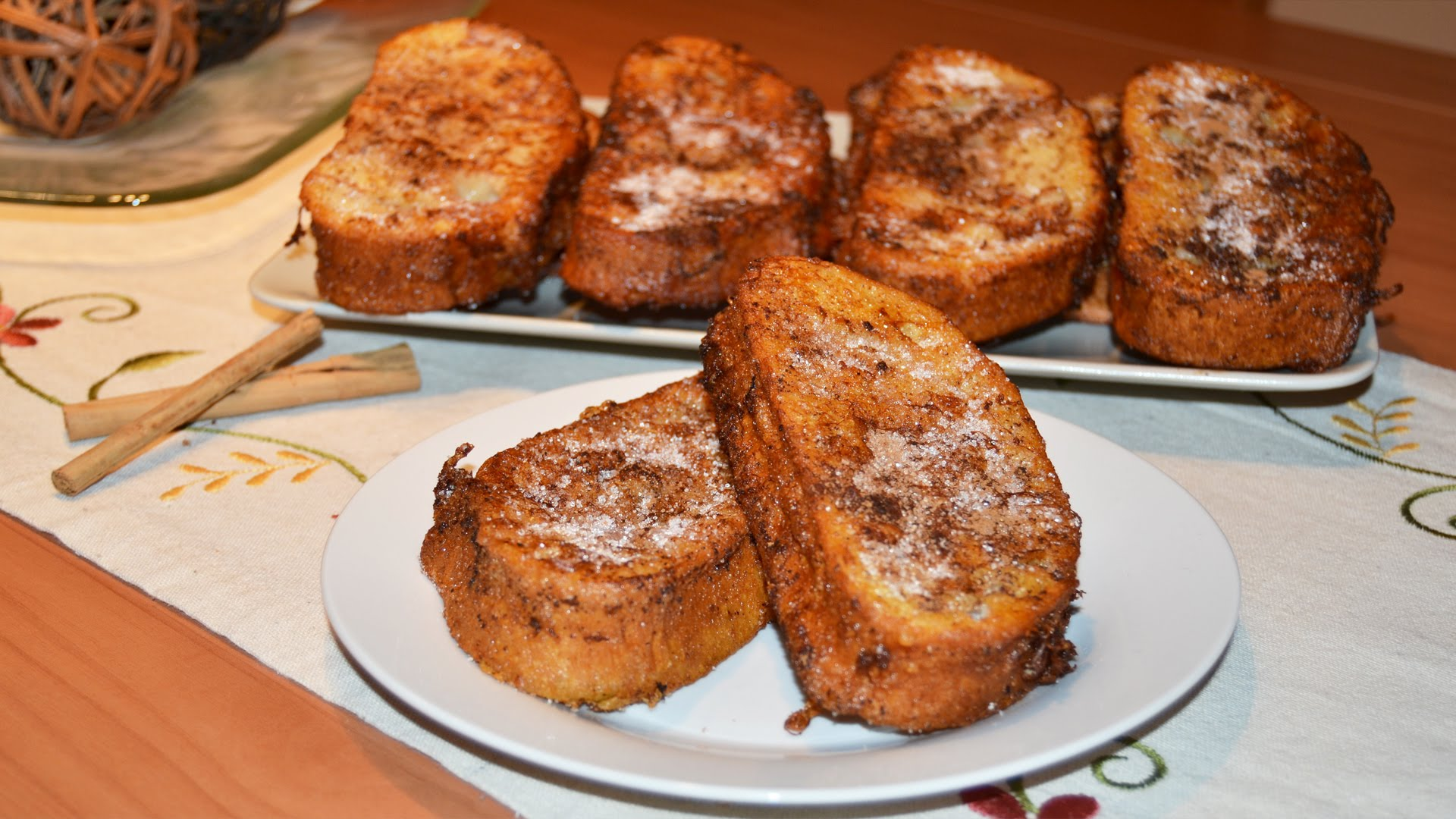 French Caramel Cake
