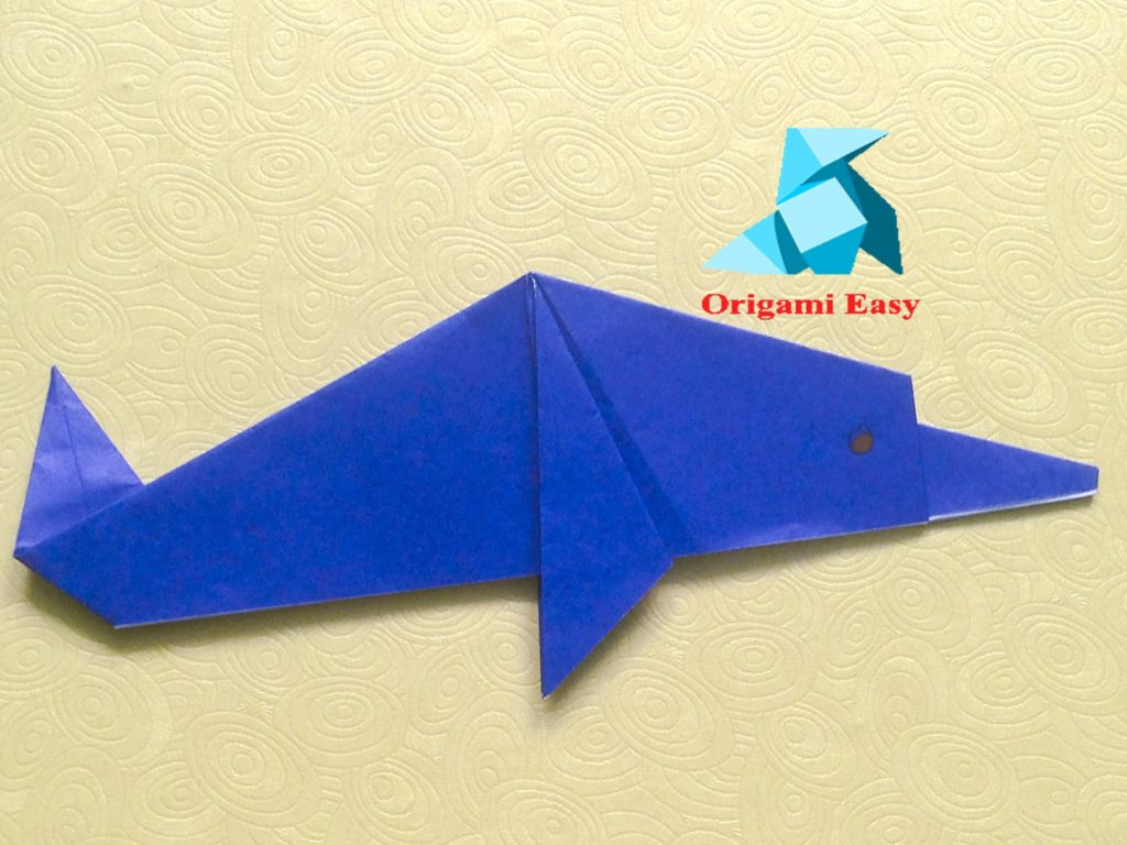 Dolphin Crafts For Toddlers