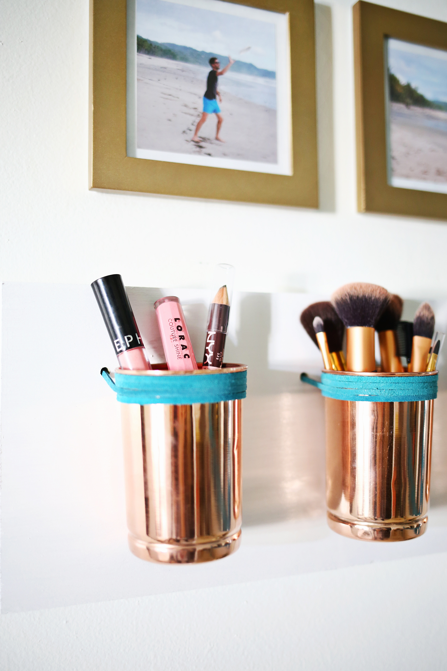 These 22 DIY Makeup Storage Ideas Will Have Your Vanity