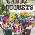 Celebrate With These 20 Diy Candy Bouquets