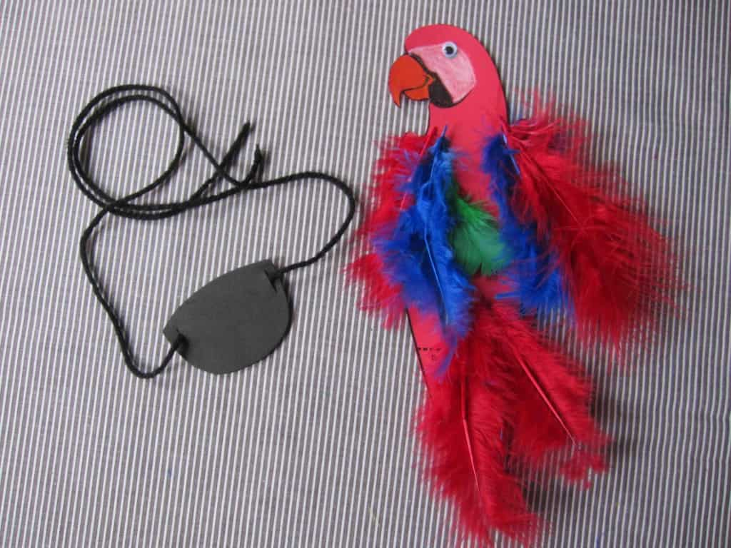 Awesome Parrot Themed Crafts