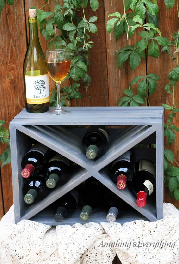 how to build a wine rack 15 easy ideas