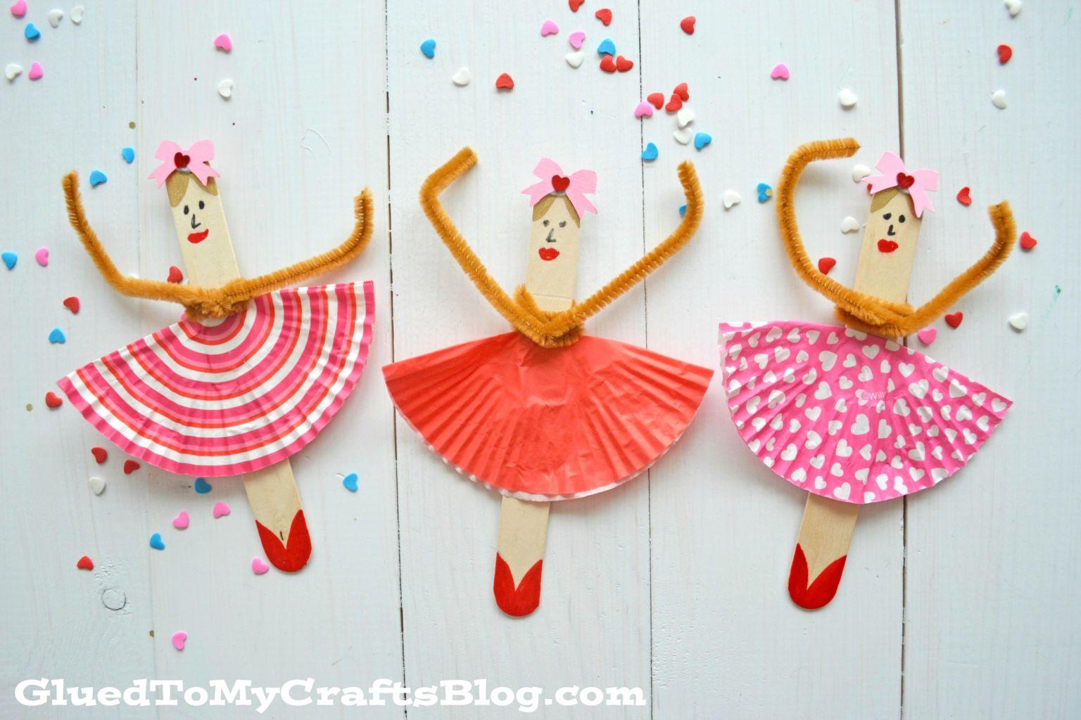 10 Cupcake Liner Crafts Diy Thought