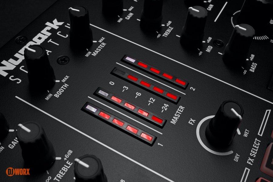 Numark Scratch Serato DJ Pro Mixer innofader review (8)