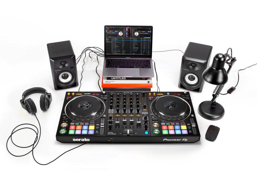 Pioneer DJ DDJ-1000SRT Serato DJ Pro four channel controller (3)