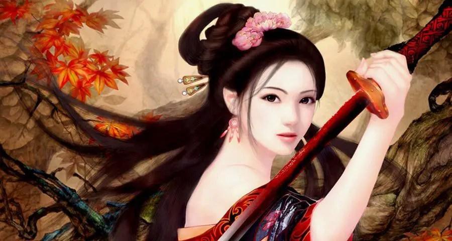 الساموراي الإناث