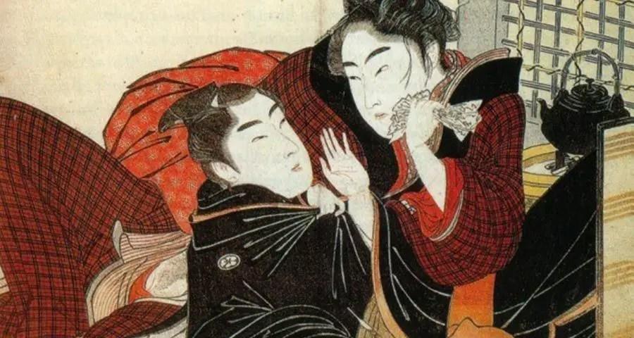 المثلية الجنسية عند الساموراي